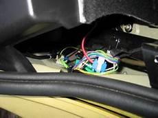 Montage D Un Radar De Recul My Peugeot 307 Cc