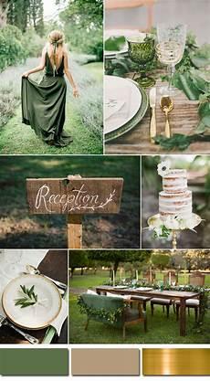 kale green wedding color ideas for 2017 spring summer