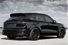 Black Beast Topcar Porsche Cayenne Porsche Cayenne Gts