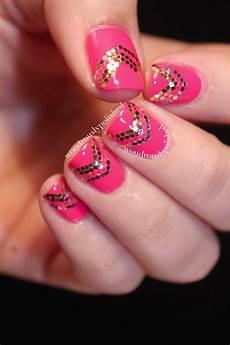 wondrously polished march nail art challenge day 1