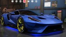 Need For Speed Payback Ford Gt Customize Tuning Car