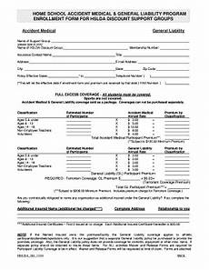 general insurance application form what is commercial general liability insurance homeschool