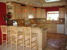 Kitchen Cabinet Refacing Delray Fl by Kitchen Peninsula With Lots Of Seating Home Decor Diy