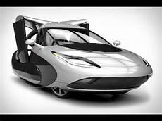 La Voiture Volante Tf X De Terrafugia The Flying Car