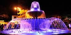 fontana illuminazione illuminazione alpina fontane