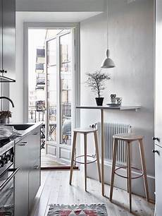 Apartment Table Ideas by Tiny Bar Table For A Small Kitchen Interiors Scandi