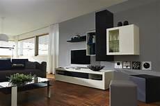 bilder fürs wohnzimmer modern wohnwand in schwarz wei 223 petrol wohnen wohnzimmer