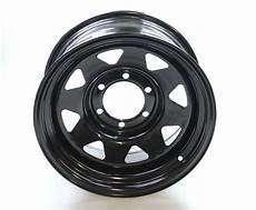 mitsubishi l200 k74 16 quot black 8 quot et 20 modular steel wheel
