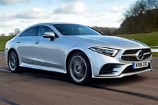 mercedes cls mercedes cls review auto express