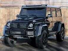 Mercedes Brabus G Wagon 2016 used mercedes g wagon brabus obsidian black