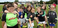 week 2 of wexford gaa kellogg s c 250 l cs reach over 4 200 young active kids in attendance so