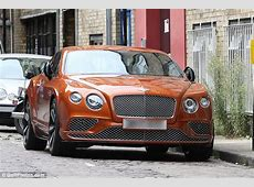 Olympic legend Mo Farah shows off his £150,000 Bentley