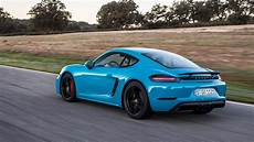 Porsche 718 Cayman Gts 2018 Review Specs Prices And