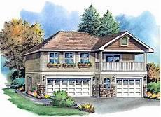 traditional style 3 car garage apartment plan 58569