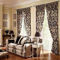 modern furniture living room curtains ideas 2011