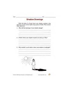 science worksheets light and shadows 12279 science experiments printables slideshow teachervision