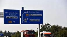 ausbildung 2019 mannheim mannheim sandhofen gleich mehrere sperrungen auf a6 im