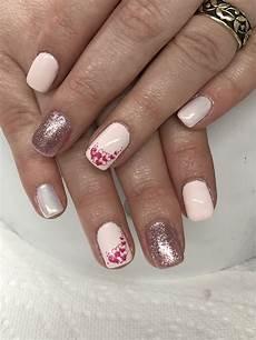 valentines gel nails valentines nails gel nail designs