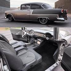 fesler 1955 chevy 210 with custom interior feslerbuilt