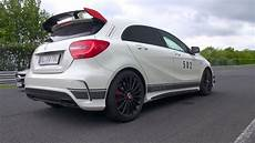 Mercedes A45 Amg Edition 1 Lovely Exhaust Notes