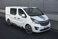 Opel Vivaro Sport Gives Big A More Aggressive Look