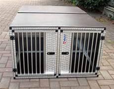 gabbie trasporto cani gabbia doppia trasporto cani 07 17 valli s r l gabbie