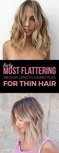 hairdos for thin hair pinterest wavy haircut