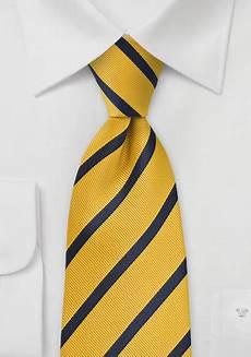 cravate jaune 233 e bleu marine moderne cravate org