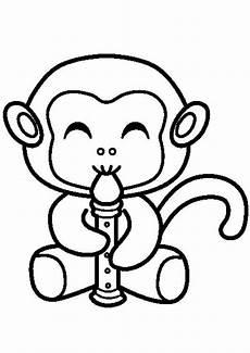 Malvorlagen Zum Ausdrucken Affen Ausmalbilder Affe 16 Ausmalbilder Zum Ausdrucken