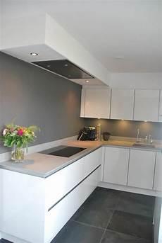 Eine Sch 246 Ne Graue Granit Arbeitsplatte Keuken Koof