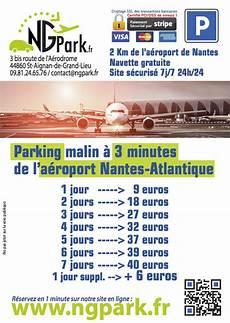 prix parking aeroport de nantes les actualit 233 s sur notre parking pas cher a 233 roport de