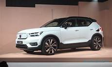 Volvo Xc40 Recharge All Electric Crossover Revealed Range