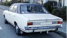 1968 Opel Commodore Related Infomation Specifications