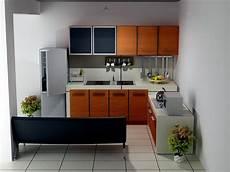 Gambar Contoh Desain Kamar Mandi Gandeng Dapur Idaman