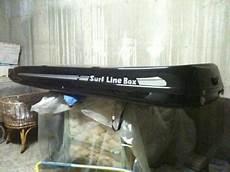 box da tetto auto usato surfmarket surfbox box da tetto malibu sl nera