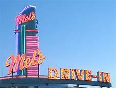 Mel 180 S Diner Typisch Amerikanisch Foto Bild