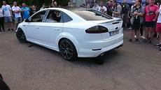 ford mondeo mk4 ford mondeo mk4 2 5t exhaust sounds with injections from