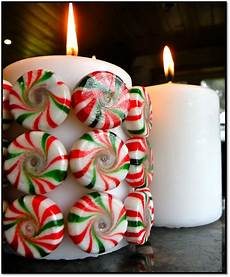 Killer Crafts Diy Peppermint Candle