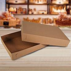 bakery boxes brown kraft full sheet cake box 26 5 4 inches