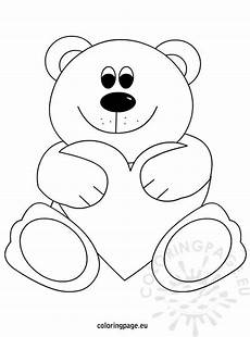 teddy coloring page coloring page