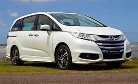 2018 Honda Odyssey Hybrid Interior Release Date Price