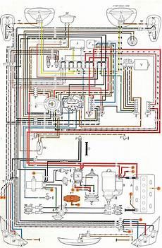 vw beetle volkswagen beetle electrical diagram