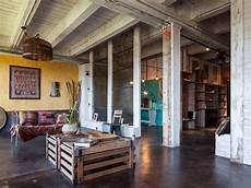 Factory Transformed Into A Hospitable House With Lots