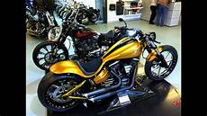 best custom of harley davidson softail breakout fxsb