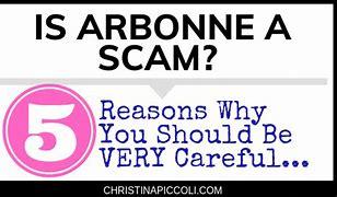 Image result for Arbonne Scam