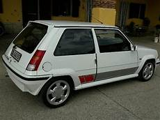 renault r5 gt turbo sold renault r5 5 gt turbo p used cars for sale
