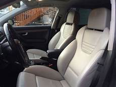 for sale audi a4 s4 b6 b7 2002 2008 recaro seats platinum grey audi audi for