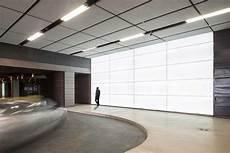 backlit recycled glass feature walls masdar city gpi design