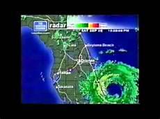 Wetter In Florida - the weather channel radar loop of hurricane jeanne hitting