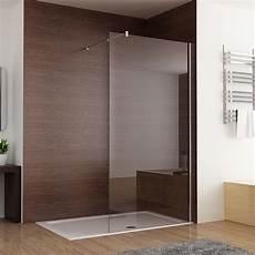 Duschwand Glas Walk In - walk in dusche duschabtrennung duschwand 10mm nano glas 80